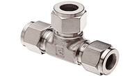 Super Duplex UNS S32760 Compression Tube Fittings