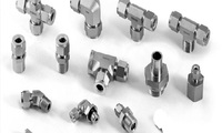 Incoloy 825 Compression Tube Fittings