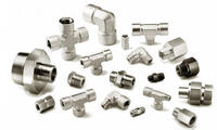 Hastelloy C276 Compression Tube Fittings
