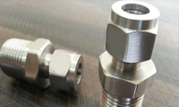 Monel k500 Compression Tube Fittings