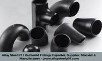Alloy Steel P11 buttweld fittings