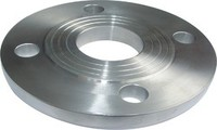 Aluminium steel Flanges
