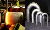 Inconel 718 Long radius Bend