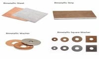 Bimetal Sheets Strips Washer