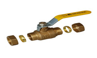 Copper Instrumentation Valves