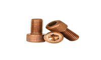 Copper-Nickel 70/30 Fasteners
