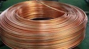 Copper-Nickel 90/10 Round Bars And Wires