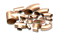 Copper-Nickel 70/30 Forged Fittings