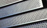 Duplex UNS S31803 Perforated Sheet
