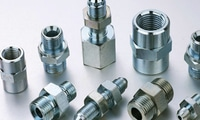 Titanium Grade 2 Compression Tube Fittings