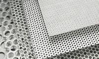 Titanium Gr 2 Perforated Sheet