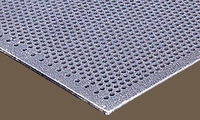 Titanium Gr 7 Perforated Sheet