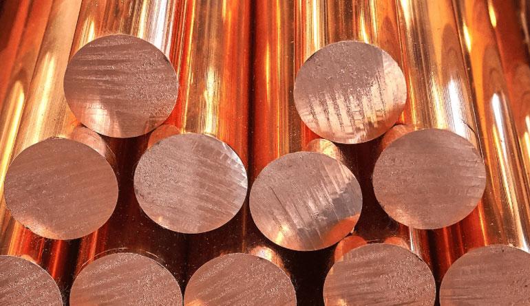 Copper Nickel 90/10 Round Bars & Wires